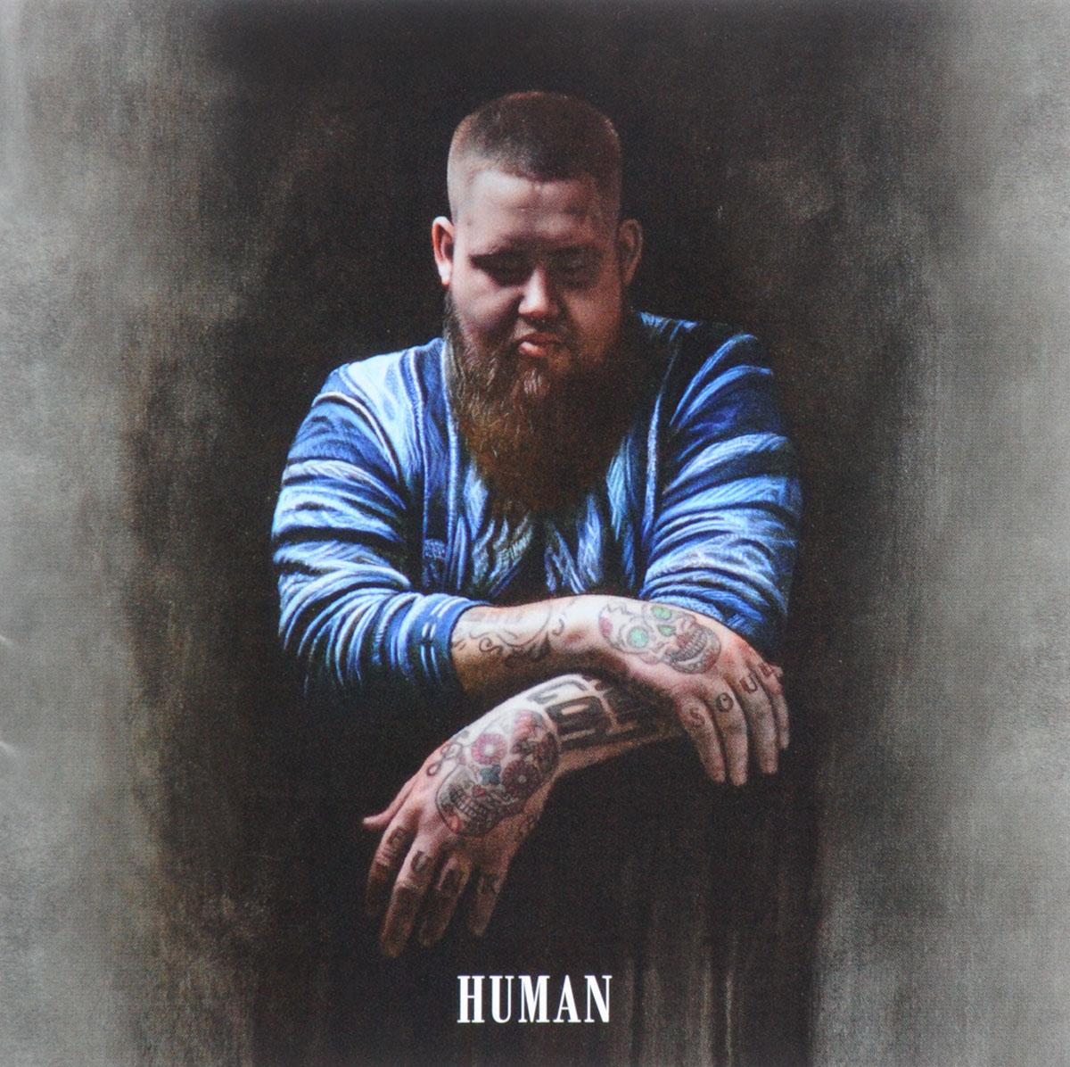 Human Human. Rag'n'bone Man (2 LP)