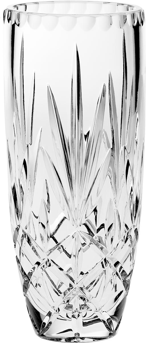 Ваза для цветов Crystal Bohemia, высота 20,5 см. БПХ071990/81005/0/03055/205-109Ваза для цветов Crystal Bohemia выполнена из прочного высококачественного хрусталя. Она излучает приятный блеск и издает мелодичныйзвон. Ваза сочетает в себе изысканный дизайн с максимальной функциональностью.Ваза не только украсит дом и подчеркнет ваш прекрасный вкус, но и станет отличным подарком.Высота: 20,5 см.