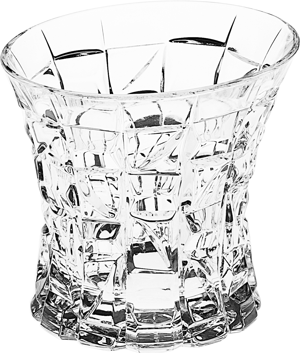 Стакан Crystal Bohemia, 200 мл, 2 шт990/23203/0/47610/200-209Стакан Crystal Bohemia выполнен из настоящего чешскогохрусталя с содержанием оксида свинца 24%, что придаетизделию поразительную прозрачность и чистоту, невероятныйблеск, присущий только ювелирным изделиям, особое, ни счем не сравнимое светопреломление и игру всеми краскамиспектра как при естественном, так и при искусственномосвещении.В комплекте 2 стакана.