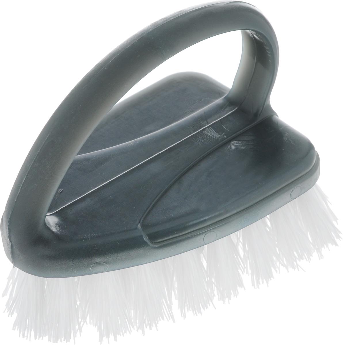 Щетка для одежды Svip Утюжок Мини, цвет: серебряный, белый, 9,5 х 6 х 8,5 смSV3029СБЩетка Svip Утюжок Мини, изготовлена из высокопрочного пластика ипредназначена для удаления ворсинок, волос, пыли и шерсти животных, с различныхповерхностей. Может использоваться для мягкой мебели и салона автомобиля.Ручка, расположенная сверху, сделана как у утюжка, которая обеспечивает удобство при работе сней.Щетина средней жесткости не повреждает поверхность. Благодаря качественной щетине, щетка прослужит долгое время. Щетка Svip Утюжок Мини, станет незаменимым аксессуаром в вашем доме или автомобиле.Длина щетины: 2,5 см, Размер щетки: 9,5 х 6 х 8,5 см.