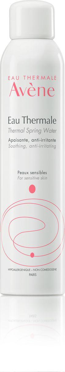 Avene Термальная вода Eau Thermale 300 млC00313Термальная вода Avene суникальным неизменным составом успокаивает кожу и снимает её раздражение. Данные свойства подтверждены многочисленными научными исследованиями. Протестированная дерматологами, Термальная вода Avene является ключевым средством для ухода за чувствительной, гиперчувствительной и аллергенной кожей.Основное средство для ухода за чувствительной, гиперчувствительной, аллергичной и раздраженной кожей. Когда использовать:• Солнечные ожоги • сухость кожи • покраснение лица • раздражение под подгузниками • раздражения различного генеза • после бритья • после эпиляции • в завершение демакияжа • после физических упражнений • летом • в путешествииСвойства:- Богатый микроэлементный состав-Низкий уровень минерализации-Бактериологическая чистота-Разливается в уникальной стерильной среде непосредственно на источнике в Avene-les-Bains