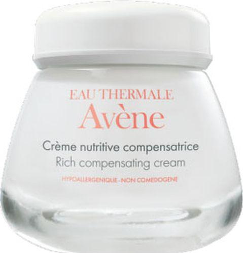 Avene Питательный компенсирующий крем для лица Sensibles 50 млC5538800Основу крема составляют липиды, аналогичные липидам межклеточного «цемента», которые компенсируют гидролипидную недостаточность и восстанавливают защитную гидролипидную пленку кожи. Крем содержит Претокоферил, предшественник витамина Е, обладающий антиоксидантным свойствами и защищающий кожу от агрессивного воздействия внешней среды. Обеспечивает ежедневное питание и увлажнение* кожи, возвращая ей сияние и чувство комфорта. Обогащен Термальной водой Avene.*увлажнение верхних слоев кожи
