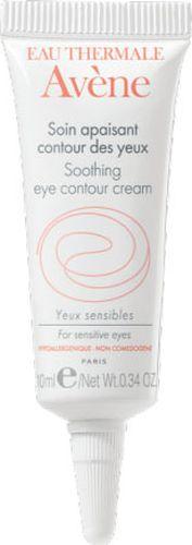 Avene Успокаивающий крем Soins des yeux для контура глаз 10 мл крем avene крем успокаивающий для контура глаз