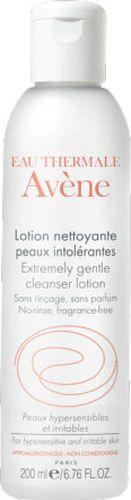 Avene Очищающий лосьон для сверхчувствительной кожи лица Hypersensibles 200 мл лосьон для лица avene для сверхчувствительной кожи 200 мл очищающий