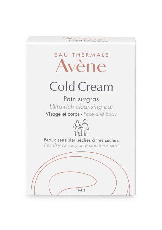 Avene Сверхпитательное мыло Cold-cream для лица и тела 100 гC05482Ежедневное очищение чувствительной кожи лица и тела. • для раздраженной и реактивной сухой кожи.• для кожи, не переносящей классические очищающие средства• для чувствительной кожи младенцев, детей, взрослых и пожилых людей.Мыло сочетает в себе сверхпитательные и смягчающие свойства колд-крема и смягчающие, сниамющие раздражение кожи свойства Термальной воды Avene. Бережно очищает и питает самую чувствительную кожу. Новая формула прекрасно переносится, поддерживает естественный уровень рН кожи и обеспечивает густую, мягкую пену с приятным ароматом. Кожа вновь становится мягкой и эластичной. Возвращается ощущение комфорта.