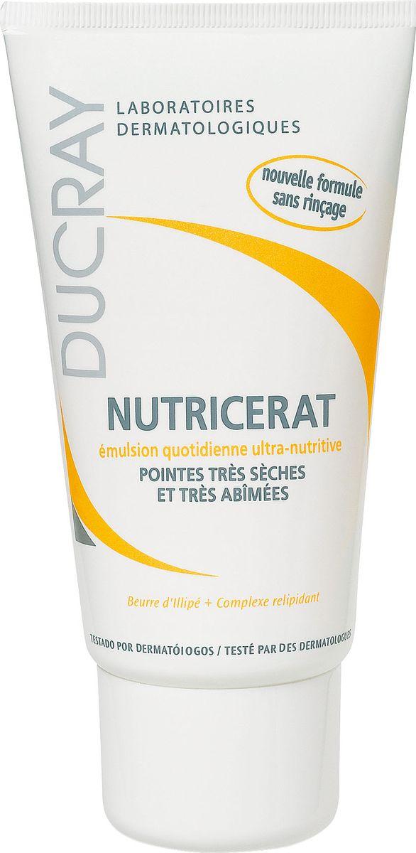 Ducray Сверхпитательная эмульсия для волос Nutricerat, 100 млC17868Сверхпитательная эмульсия Nutricerat (Нутрицерат) специально разработана для восстановления сухих волос, особенно сухих кончиков волос. Насыщенное питательное масло Иллипа и восстанавливающий комплекс в составе эмульсии разглаживают и защищают поврежденные кончики волос, облегчая расчесывание и укладку. Не требует смывания. Не делает волосы липкими. Подходит для ежедневного ухода.