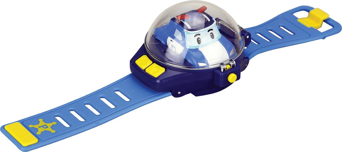 Robocar Poli Мини-машинка на радиоуправлении