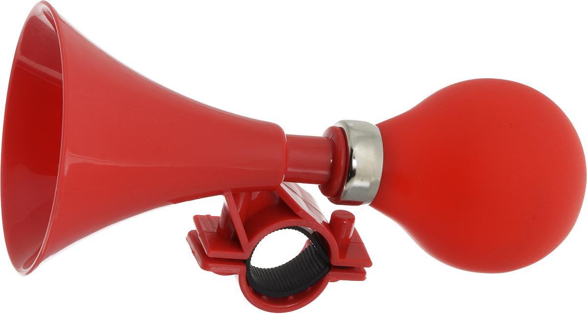 Гудок велосипедный Stern, цвет: красный