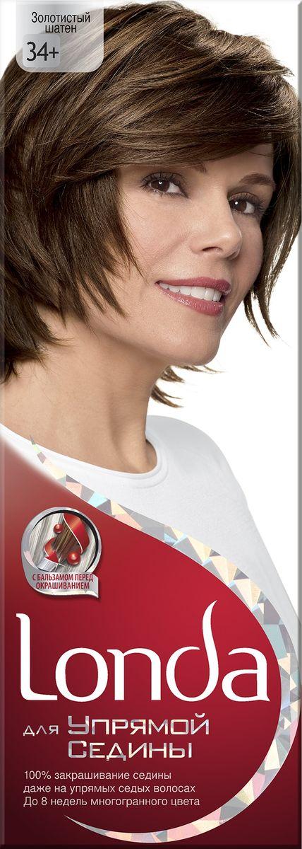 Londa Крем-краска для волос Londa Stubborn Greys для упрямой седины стойкая 34 Золотистый шатенLC-81517699Хотите избавиться от упрямой седины? Крем-краска для волос Londa идеально вам подойдет. Седые волосы имеют жесткую текстуру, поэтому они трудно поддаются прокрашиванию. Эта крем-краска специально разработана для направленного действия на самые неподдающиеся седые волосы. Это возможно благодаря действию эксклюзивному бальзаму перед окрашиванием, который помогает восстановить текстуру ваших волос для лучшего впитывания краски. Таким образом, краска проникает внутрь волоса и остается там. Результат: 100% закрашивание седины, до 8 недель стойкого цвета, многогранный цвет, естественный вид.В комплекте: 1 тюбик с краской, 1 тюбик с проявителем, 1 пакетик с бальзамом перед окрашиванием, 1 пара перчаток, инструкция по применению.