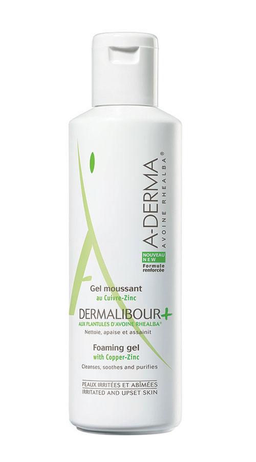 A-Derma Дермалибур Очищающий гель, 250 мл a derma