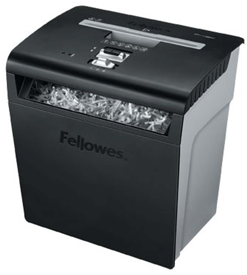Fellowes Powershred P-48с, Black шредер fellowes powershred shredmate black шредер