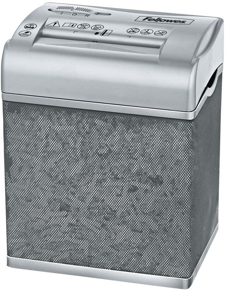Fellowes Powershred Shredmate, Silver шредер fellowes powershred shredmate black шредер
