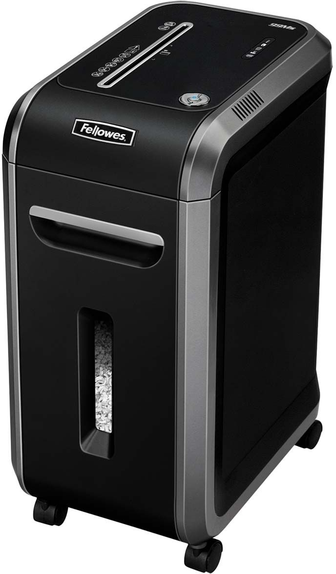Fellowes MicroShred 99MS, Black шредер microshred