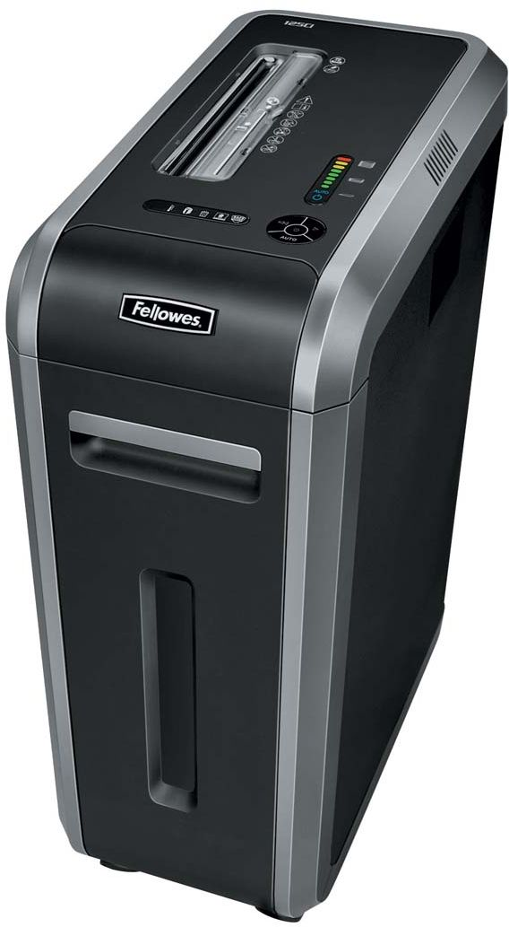 все цены на  Fellowes Powershred 125Ci, Black шредер  онлайн