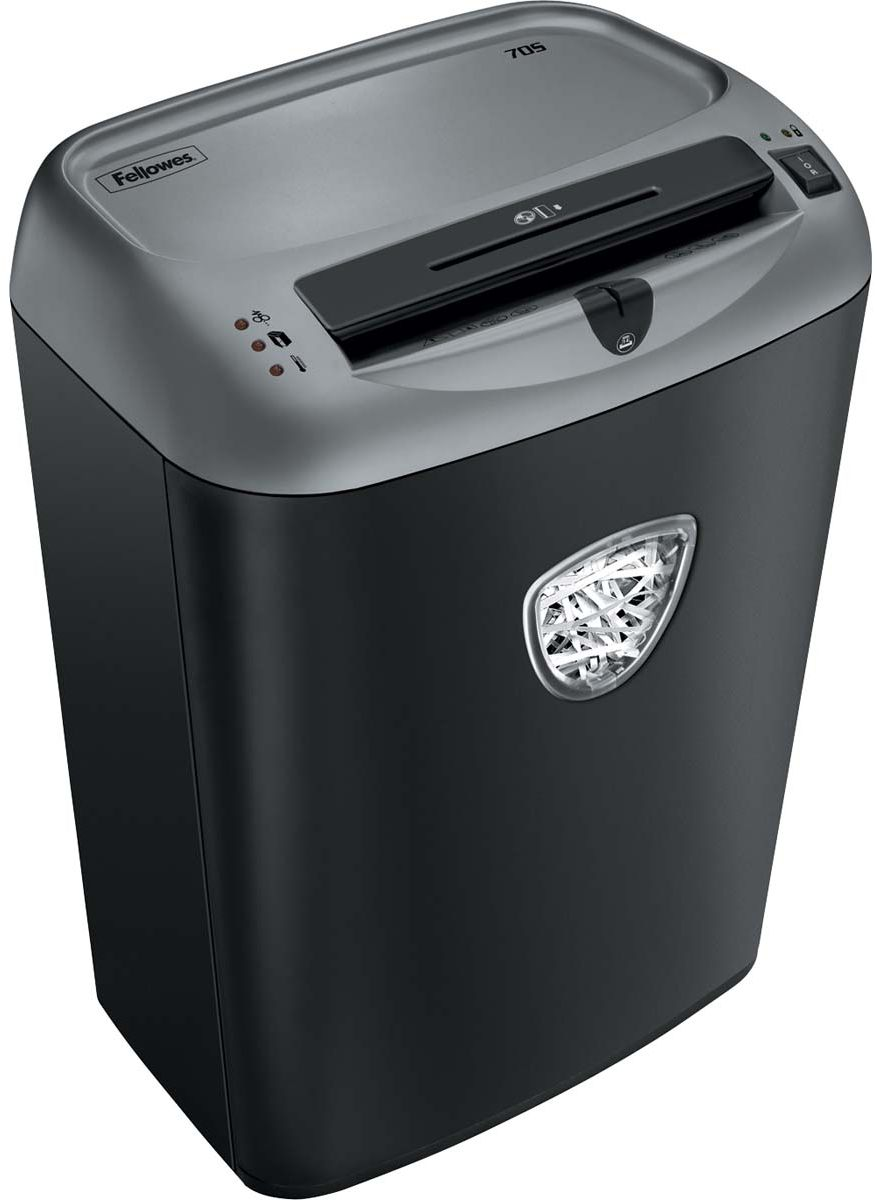 Fellowes Powershred 70S, Black шредер fellowes powershred shredmate black шредер