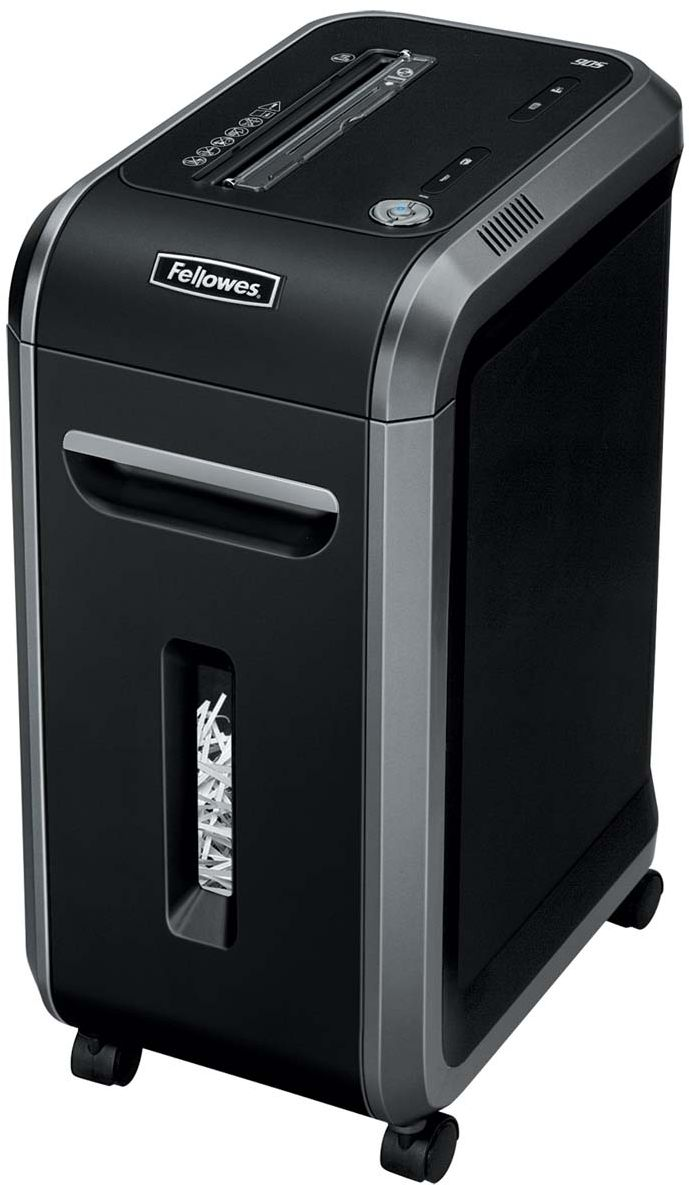 Fellowes Powershred 90S, Black шредер fellowes powershred shredmate black шредер