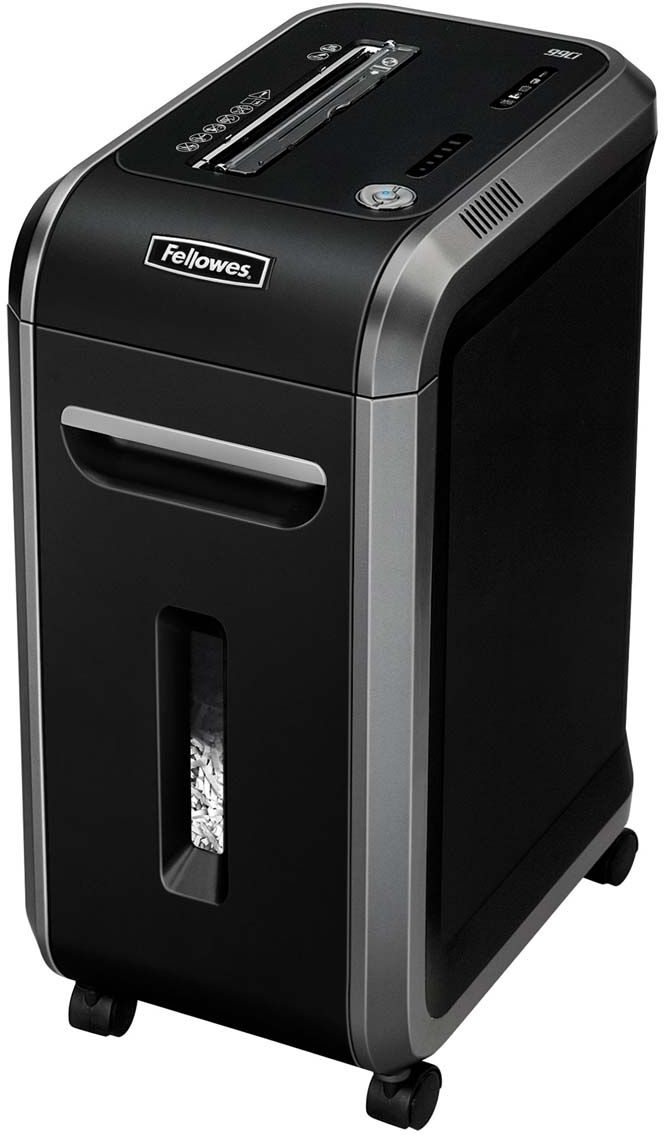 Fellowes Powershred 99Ci, Black шредер - Офисная техника