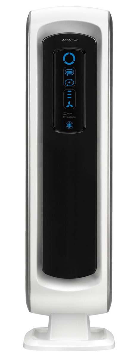 Fellowes Aeramax DX5 воздухоочистительFS-93928Воздухоочиститель Fellowes AeraMax DX5 (fs-93928) предназначен для эффективной очистки воздуха в помещении площадью до 8м2. Воздух проходит 4 степени очистки, что позволяет значительно улучшить качество воздуха внутри помещений, удалив 99.97% загрязняющих частиц.Угольный фильтр удаляет запахи, химические загрязнения и крупные частицы, переносимые по воздуху.True HEPA фильтр задерживает 99.97% частиц размером от 0.3 микрон, включая споры плесени, пыльцу растений, пылевых клещей, большинство бактерий, аллергенов и сигаретный дым.Антибактериальная обработка AeraSafe™– встроенная защита от роста бактерий, вызывающих неприятный запах, плесени и грибков на фильтре True HEPA.Технология PlasmaTRUE™ безопасно удаляет содержащиеся в воздухе загрязняющие вещества, мгновенно нейтрализуя вирусы и микробы.Воздухоочиститель прост в работе и обладает удобным пользовательским интерфейсом. В режиме работы АВТО, датчики оценивают изменения качества воздуха в помещении, на основании чего устанавливается соответствующий режим очистки.