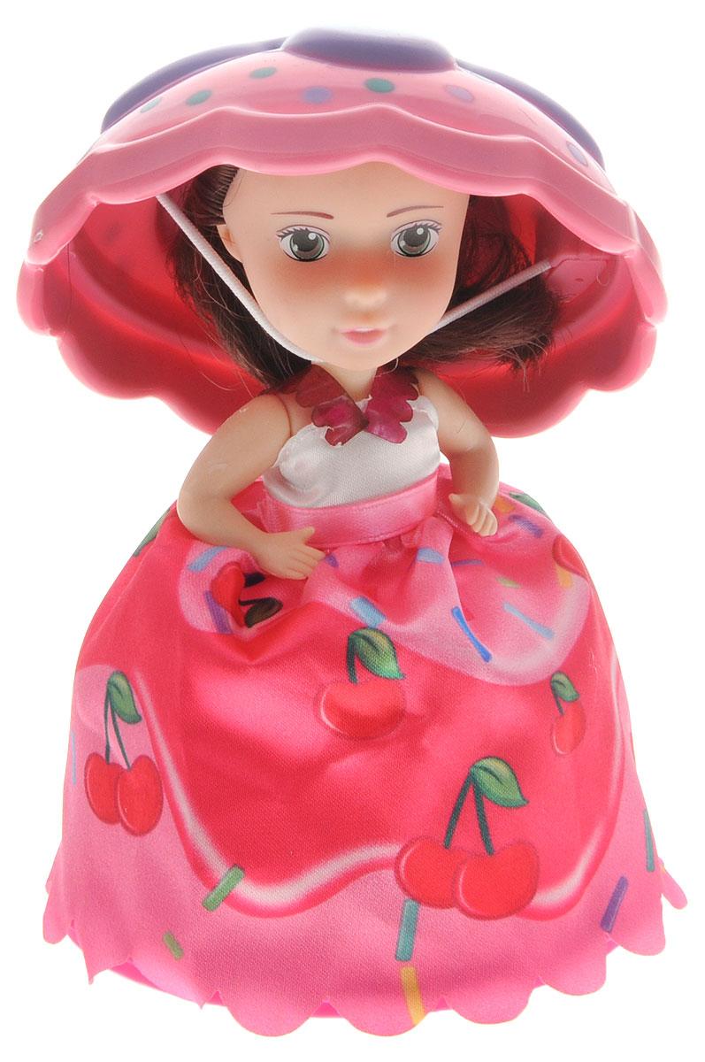 1TOY Мини-кукла Пироженка-Сюрприз цвет розовый сиреневый кукла пироженка сюрприз