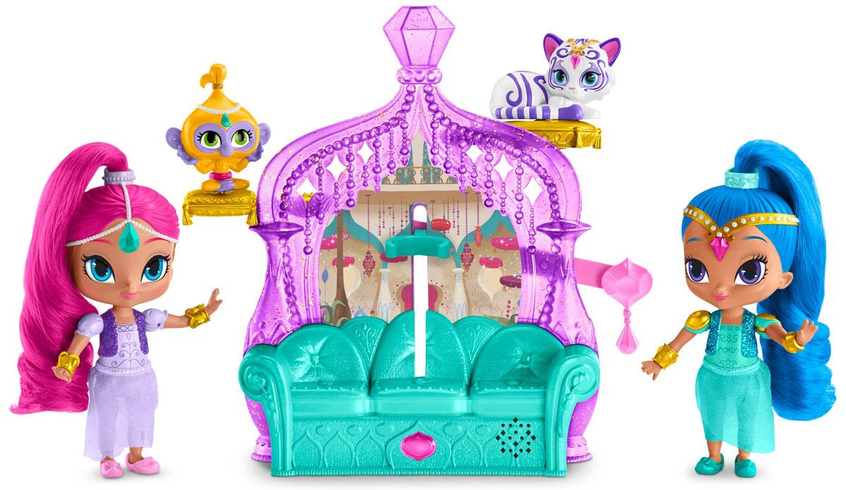 Shimmer & Shine Игровой набор Волшебный дворец игровой набор волшебный дворец shimmer