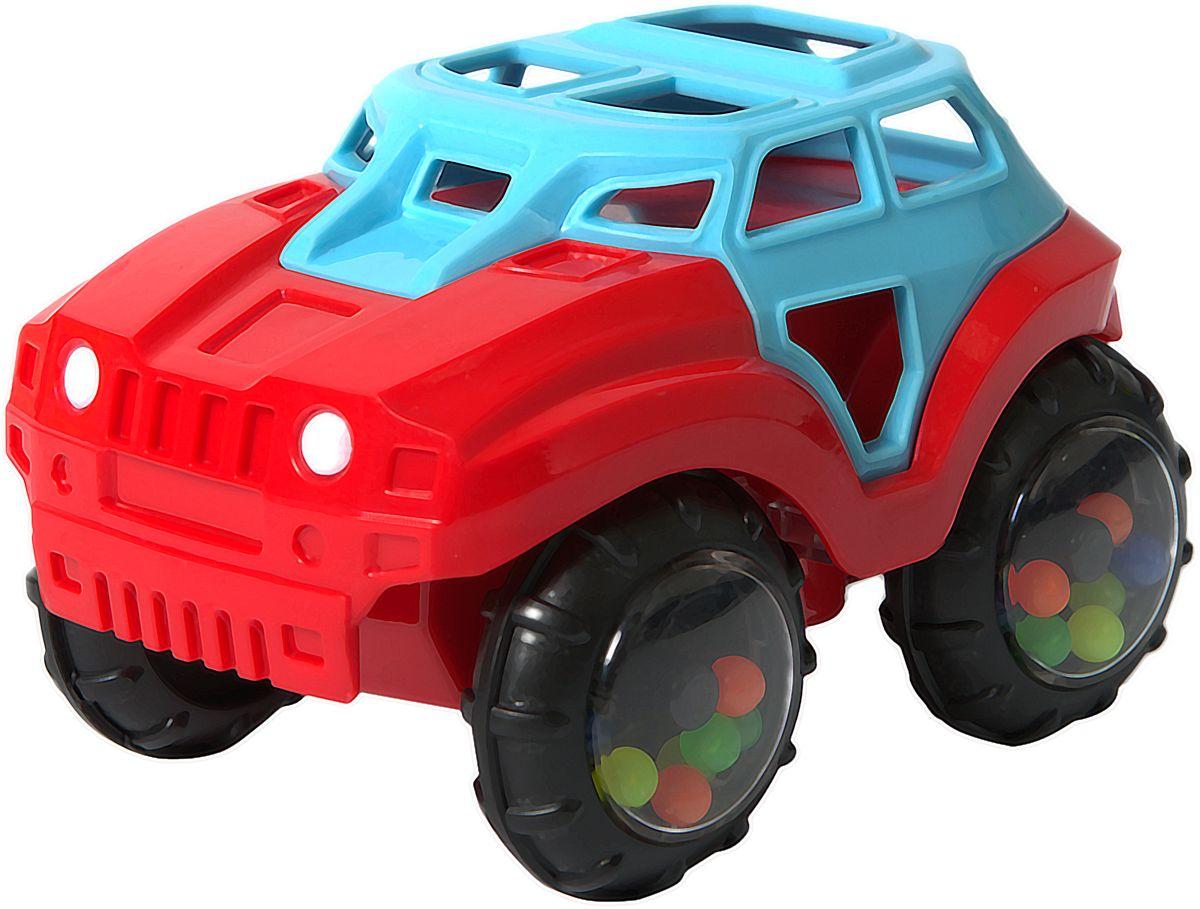 Baby Trend Машинка-неразбивайка цвет синий, красный