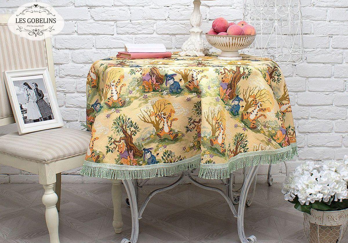 Скатерть Les Gobelins Winnie L'Ourson, круглая, диаметр 160 см сумка dkny сумка