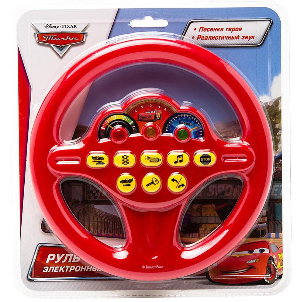Играем вместе Игрушечный руль Тачки музыкальный руль купить