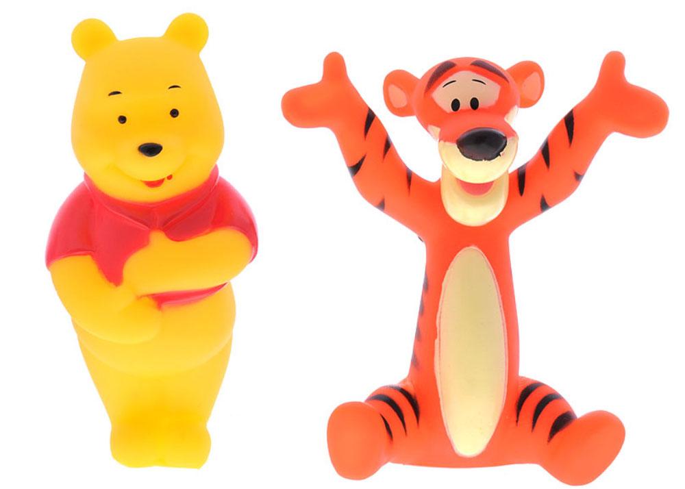 Играем вместе Набор игрушек для ванной Винни и Тигруля фигурки игрушки prostotoys пупсень серия лунтик и его друзья