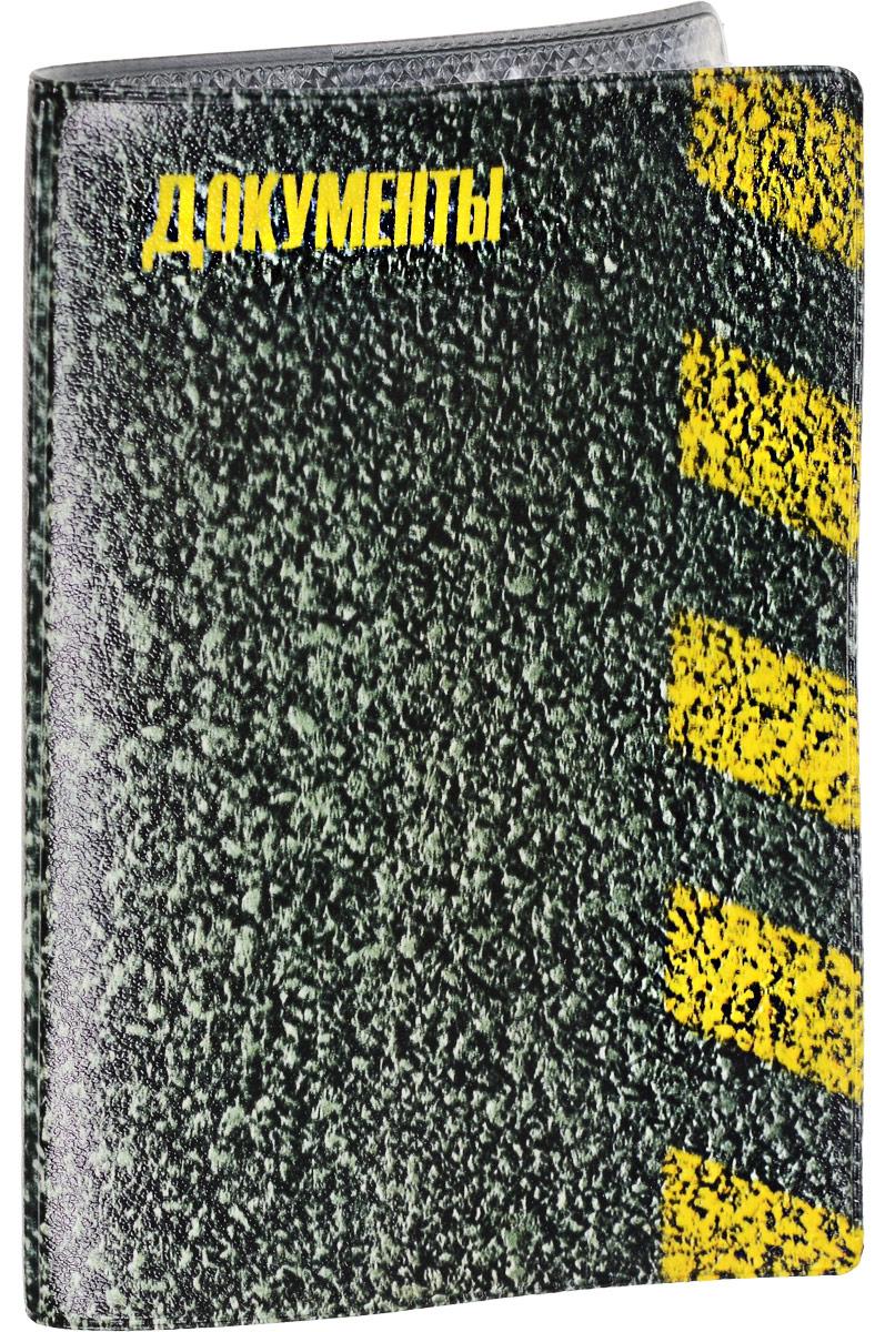 Обложка для автодокументов Mitya Veselkov Разметка, цвет: зеленый, желтый. AUTOZAM395ПВХ (поливинилхлорид)Стильная обложка для автодокументов Mitya Veselkov не только поможет сохранить внешний вид ваших документов и защитить их от повреждений, но и станет стильным аксессуаром, идеально подходящим вашему образу.Она выполнена из ПВХ, внутри имеет съемный вкладыш, состоящий из шести файлов для документов, один из которых формата А5.