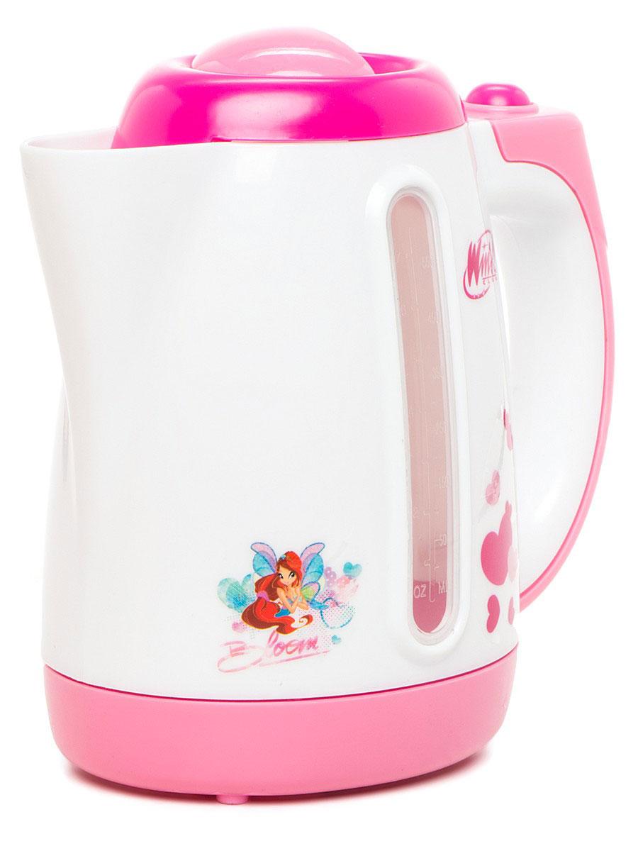 Играем вместе Игрушечный электрический чайник Winx - Сюжетно-ролевые игрушки