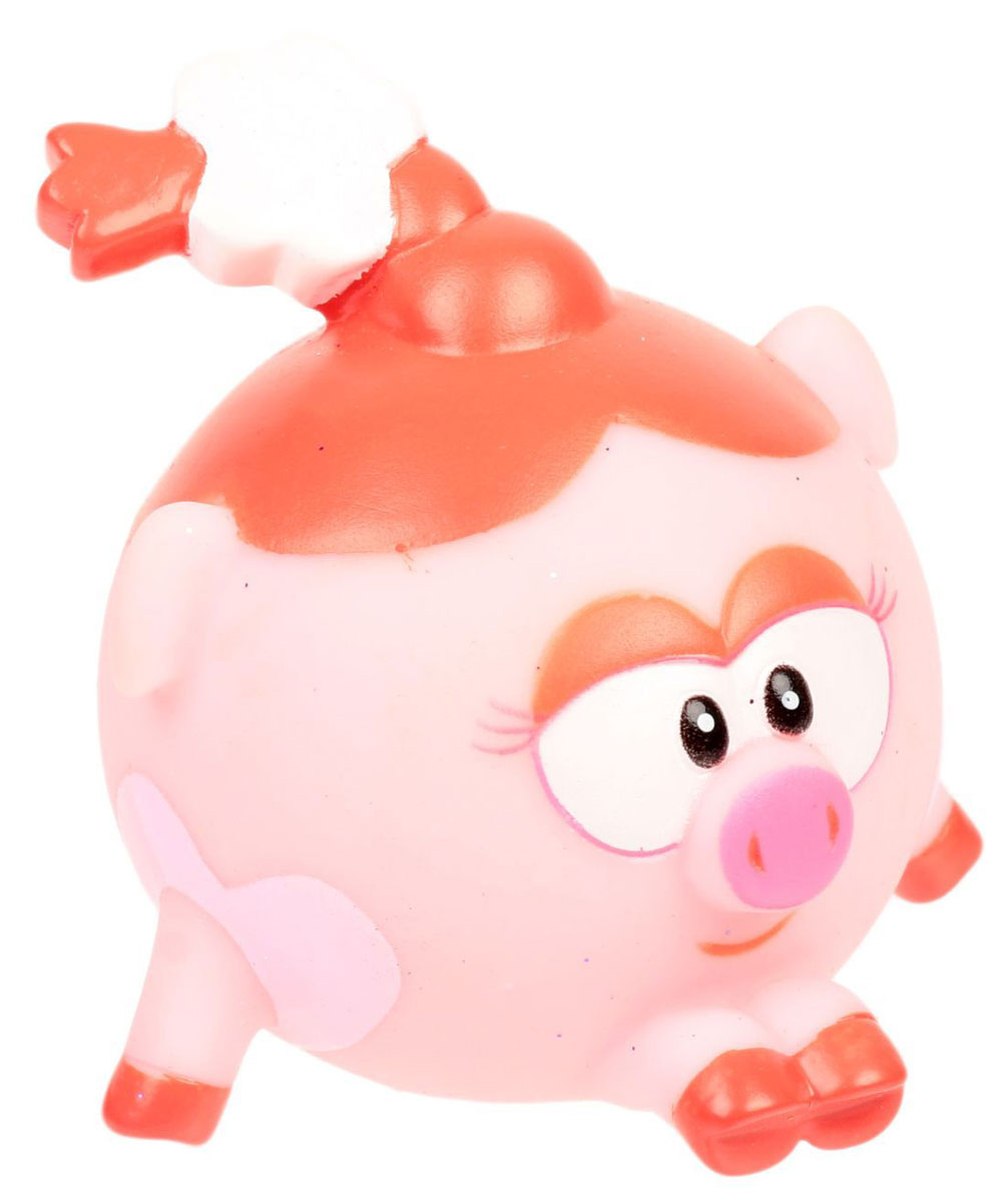 Играем вместе Игрушка для ванной Нюша игрушки для ванны играем вместе заводная игрушка для купания лягушонок