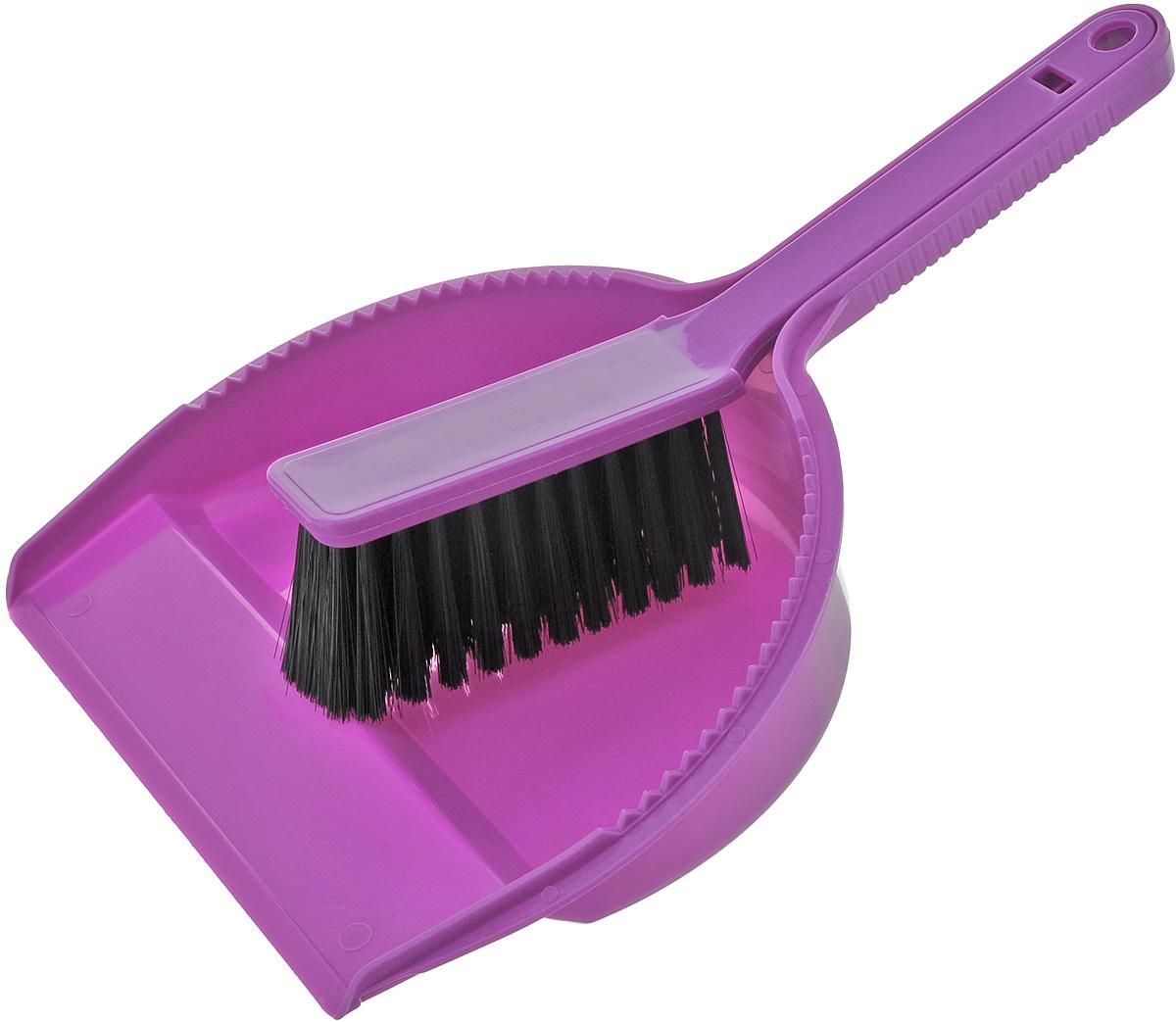 Набор для уборки Svip Лаура, цвет: аметист, 2 предмета набор для уборки svip софия цвет аметист 2 предмета