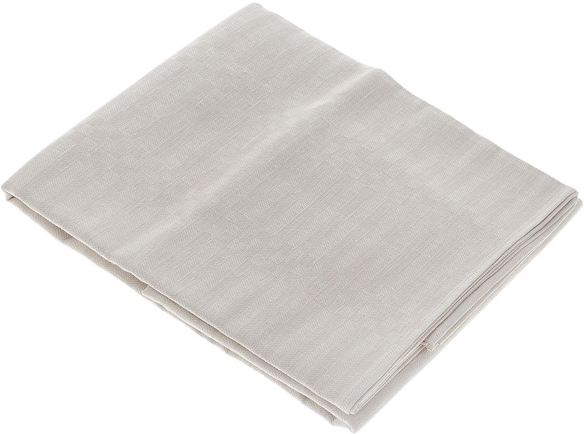 Скатерть Гаврилов-Ямский Лен, прямоугольная, 150 x 180 см. 1со60971со6097Скатерть Гаврилов-Ямский Лен выполнена из 59% льна и 41% хлопка и декорирована жаккардовым рисунком. Данное изделие является незаменимым аксессуаром для сервировки стола.Лен - поистине уникальный, экологически чистый материал. Изделия из льна обладают уникальными потребительскими свойствами.Хлопок представляет собой натуральное волокно, которое получают из созревших плодов такого растения как хлопчатник. Качество хлопка зависит от длины волокна - чем длиннее волокно, тем ткань лучше и качественней.Такая скатерть очень практична и неприхотлива в уходе. Она создаст тепло и уют в вашем доме.