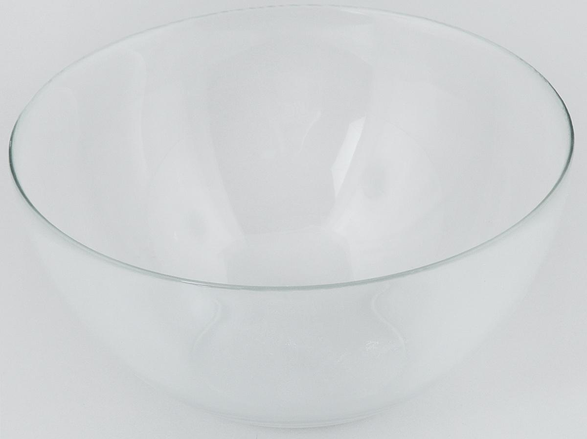 """Миска Tescoma """"Giro"""" выполнена из высококачественного стекла и предназначена для подачи салатов и других блюд. Изделие сочетает в себе изысканный дизайн с максимальной функциональностью. Она прекрасно впишется в интерьер вашей кухни и станет достойным дополнением к кухонному инвентарю. Миска Tescoma """"Giro"""" подчеркнет прекрасный вкус хозяйки и станет отличным подарком. Можно использовать в СВЧ и мыть в посудомоечной машине. Диаметр миски (по верхнему краю): 12 см. Высота стенки: 6 см."""