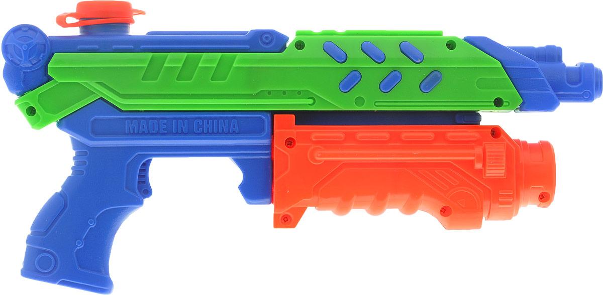 Veld-Co Водный бластер цвет салатовый оранжевый синий veld co набор военный для сюжетной игры с аэросанями и оружием