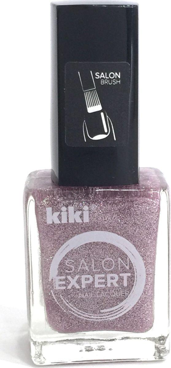 Kiki Лак для ногтей Salon Expert 003, 10 мл50070003KIKI Salon Expert - профессиональная линейка лаков для ногтей. Имеет плотную текстуру, мягко и равномерно ложиться, а удобная широкая кисточка обеспечивает качественное нанесение лака, как в салоне красоты. Яркие и насыщенные цвета лака обладают глянцевым блеском.