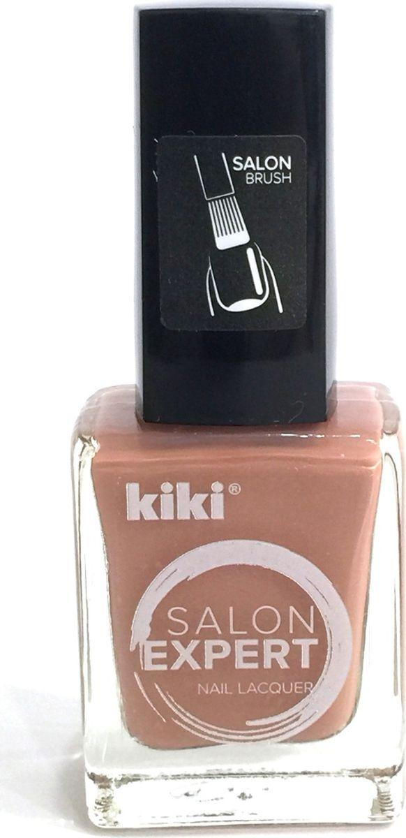 Kiki Лак для ногтей Salon Expert 026, 10 мл50070026KIKI Salon Expert - профессиональная линейка лаков для ногтей. Имеет плотную текстуру, мягко и равномерно ложиться, а удобная широкая кисточка обеспечивает качественное нанесение лака, как в салоне красоты. Яркие и насыщенные цвета лака обладают глянцевым блеском.Как ухаживать за ногтями: советы эксперта. Статья OZON Гид