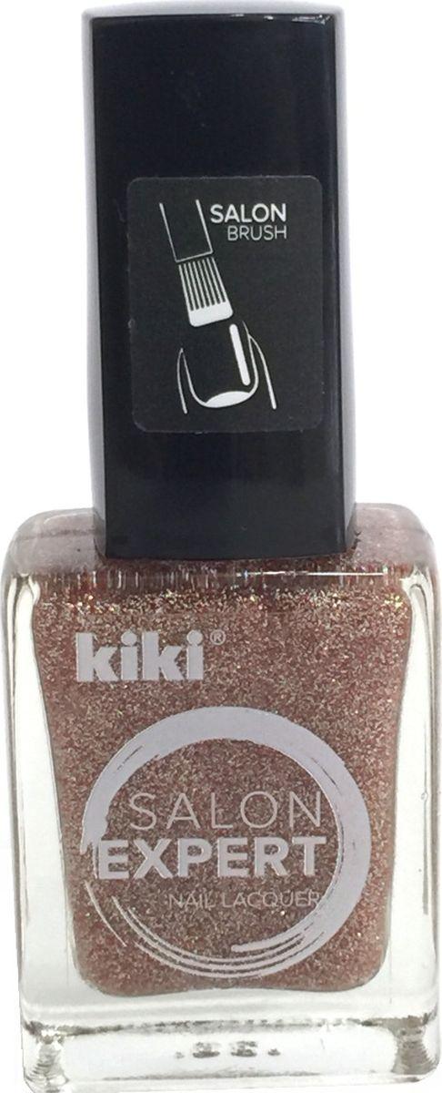 Kiki Лак для ногтей Salon Expert 036, 10 мл50070036KIKI Salon Expert - профессиональная линейка лаков для ногтей. Имеет плотную текстуру, мягко и равномерно ложиться, а удобная широкая кисточка обеспечивает качественное нанесение лака, как в салоне красоты. Яркие и насыщенные цвета лака обладают глянцевым блеском.