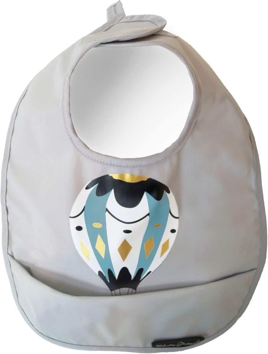 Elodie Details Нагрудник Moon Baloon от 3 месяцев - Все для детского кормления