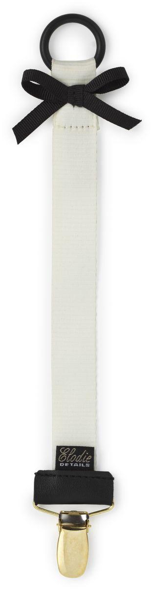 Elodie Details Клипса-держатель для соски-пустышки Precious Preppy от 0 месяцев elodie details пустышка marble grey от 3 месяцев