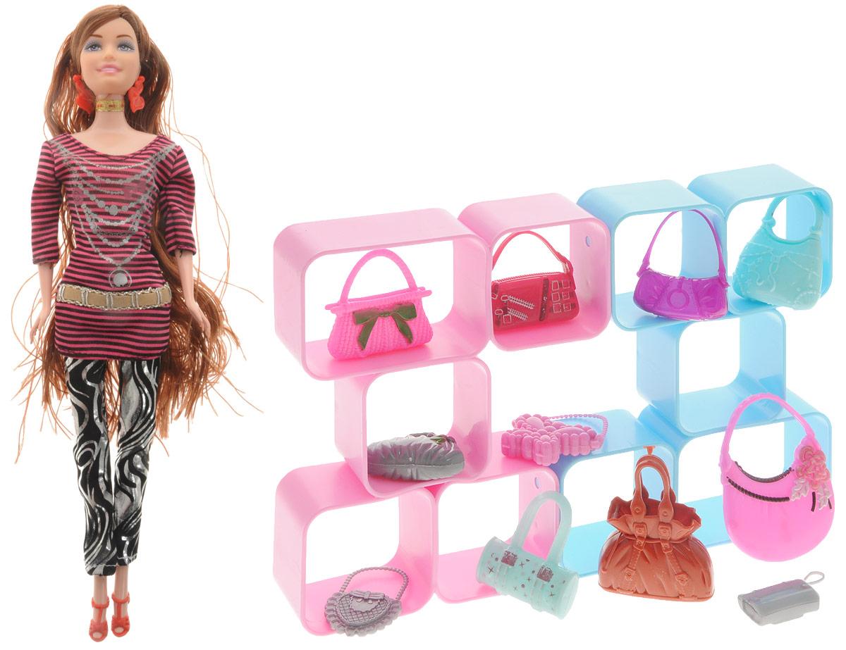 Veld-Co Игровой набор с куклой Торговый центр veld co игровой набор с куклой торговый центр