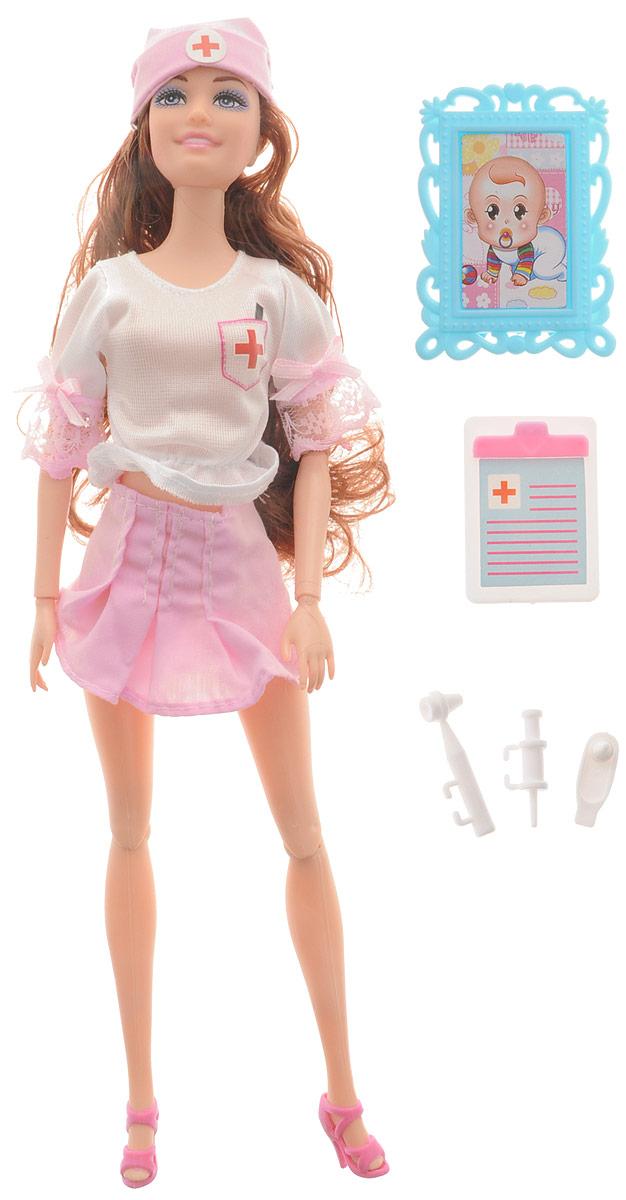 Veld-Co Игровой набор с куклой Детский доктор veld co игровой набор с куклой торговый центр