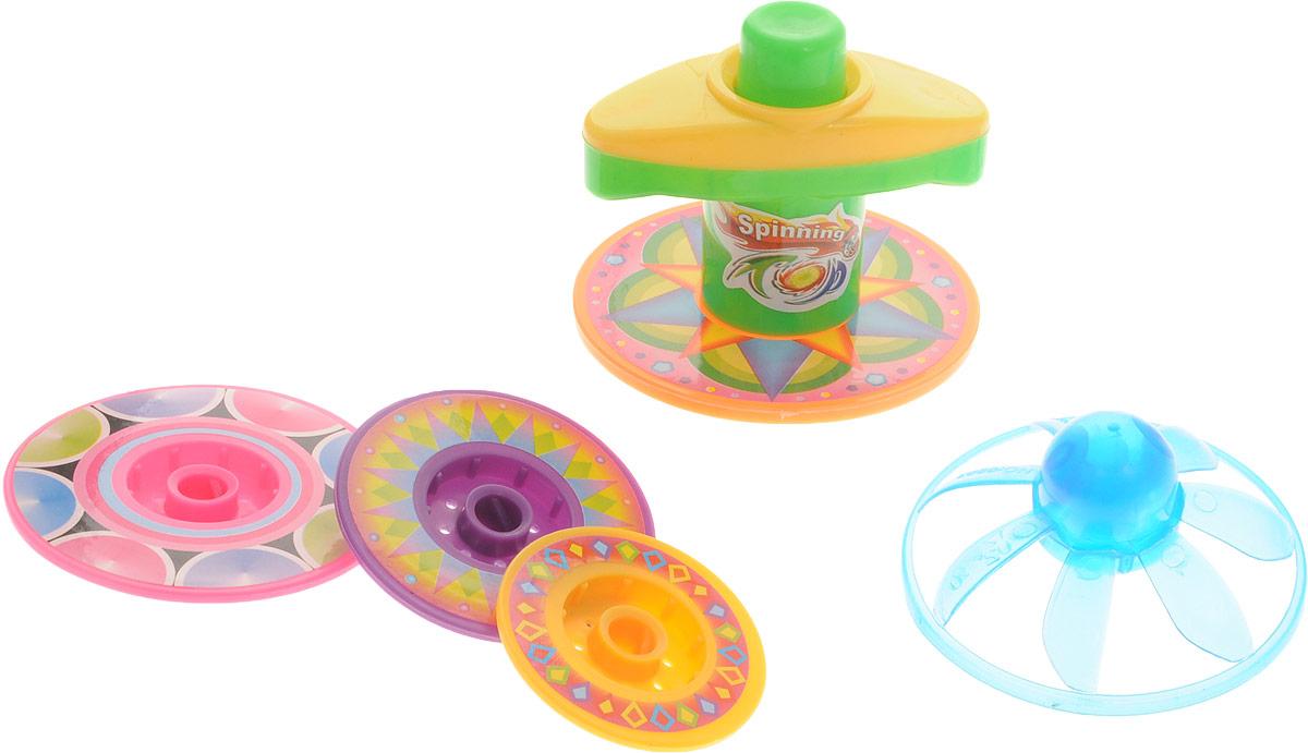Amico Летающая вертушка с запуском любимая игрушка создателя