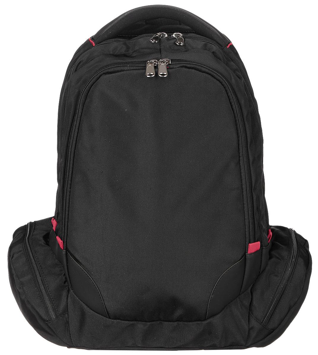 Рюкзак мужской Milana, цвет: черный. 161690-1-110 рюкзак кладоискателя модель 1