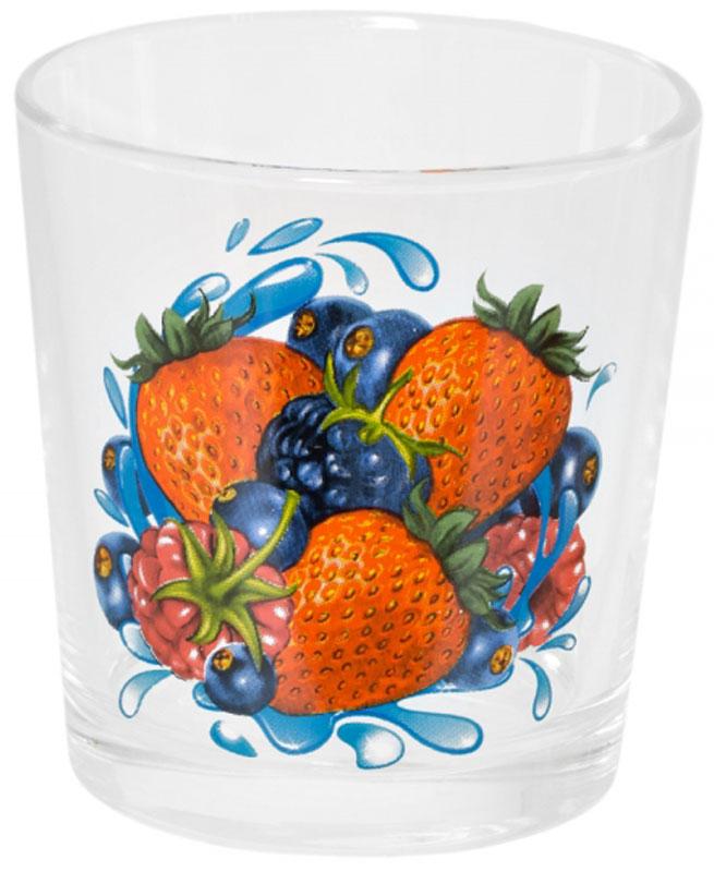 Стакан OSZ Ода. Ягодный микс, 250 мл05C1249-YMKСтакан OSZ Ода. Ягодный микс выполнен из высококачественного бесцветного стекла и украшен ярким рисунком. Идеально подходит для сервировки стола.Такой стакан не только украсит ваш кухонный стол, но и подчеркнет прекрасный вкус хозяйки.Диаметр стакана (по верхнему краю): 8 см. Диаметр основания: 6,5 см. Высота стакана: 8,5 см.