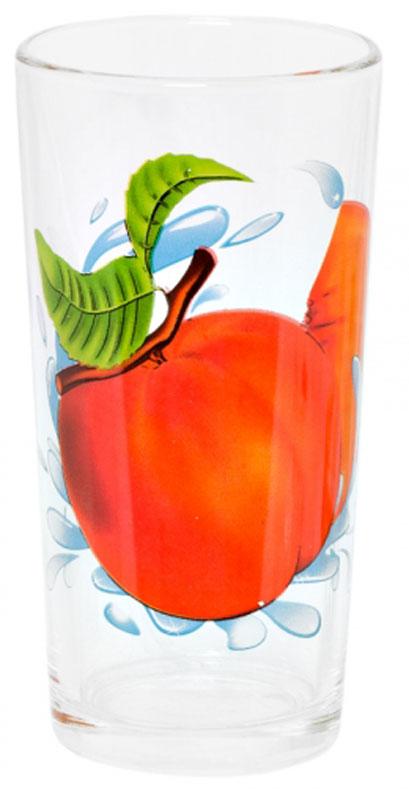 Стакан OSZ Ода. Персик, 230 мл05C1256-PKСтакан OSZ Ода. Персик выполнен из высококачественного бесцветного стекла и украшен ярким рисунком. Идеально подходит для сервировки стола.Такой стакан не только украсит ваш кухонный стол, но и подчеркнет прекрасный вкус хозяйки.Диаметр стакана (по верхнему краю): 6,5 см. Диаметр основания: 5 см. Высота стакана: 12,5 см.