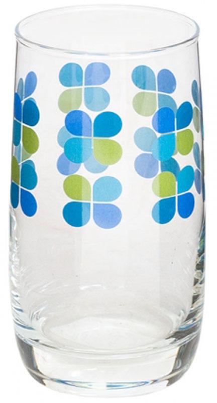 Стакан OSZ Клевер, 330 млL2950Стакан OSZ Клевер выполнен из высококачественного бесцветного стекла и украшен ярким принтом. Идеально подходит для сервировки стола.Такой стакан не только украсит ваш кухонный стол, но и подчеркнет прекрасный вкус хозяйки.