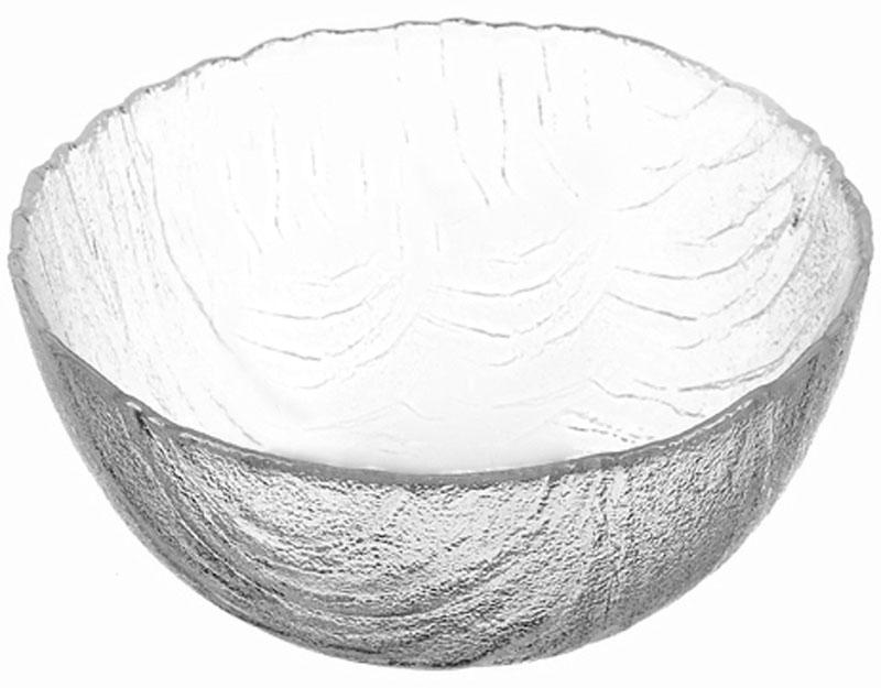 Салатник OSZ Вулкан, диаметр 13 см. 16C189316C1893Салатник OSZ Вулкан изготовлен из бесцветногостекла. Идеально подходит длясервировки стола.Салатник не только украсит ваш кухонный стол и подчеркнетпрекрасный вкус хозяйки, но и станет отличным подарком.