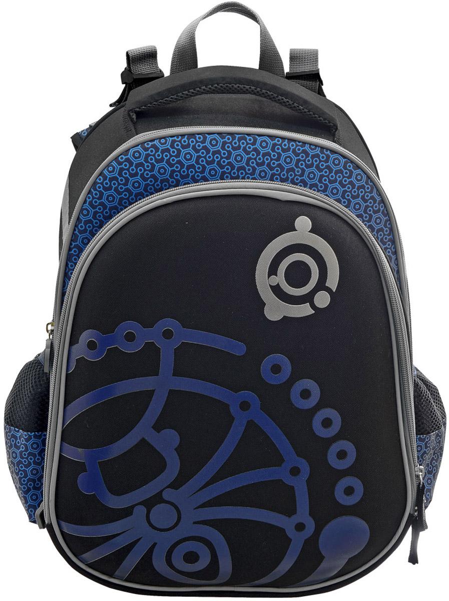 Action! Рюкзак Алиса с наполнением цвет синий 2 предметаAZ-ASB4614/4Рюкзак Action! Алиса выполнен с лицензионным дизайном.Рюкзак имеет жесткий каркас с анатомический рельефной спинкой и с многоуровневой регулировкой задней спинки. Рюкзак имеет одно основное отделение на молнии. На лицевой стороне рюкзака большой внешний карман на застежке-молнии. Рюкзак имеет боковые сетчатые два кармана. Удобная тканевая ручка в виде петельки помогает размещать его на вешалке. Также имеет сверху плотная ручка, которая помогает носить аксессуар в руке.Рюкзак комплектуется мешком для обуви и пеналом трапециевидной формы без наполнения. Мешок имеет на задней стороне 2 отверстия для вентиляции воздуха при закрытом мешке и имеются пластиковые ограничители объема по обеим сторонам.Рюкзак и пенал имеют декоративный лицензионный знак на молнии серого цвета.Рюкзак Action! Алиса будет отличным подарком для мальчика!