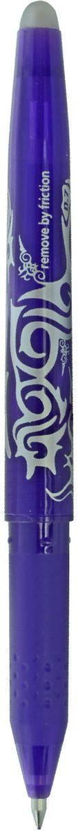 Pilot Ручка гелевая Frixion Ball со стираемыми чернилами цвет чернил фиолетовый